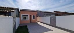 Título do anúncio: vendo Linda casa de primeira Locação R$410,000.00