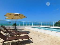 Título do anúncio: Flat com 1 dormitório à venda, 41 m² por R$ 330.000,00 - Cabo Branco - João Pessoa/PB