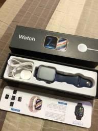 Título do anúncio: Smart Watch Iwo lançamento 2021 w37 pro.