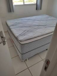 Título do anúncio: Vendo cama semi nova