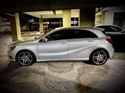 Título do anúncio: Mercedes A200 1.6 Turbo novíssima