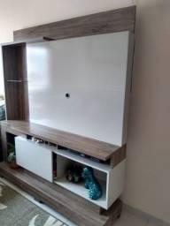 Rack com painel para tv