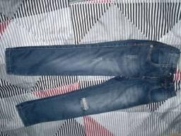 Calça jeans 4 anos