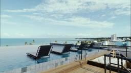 Título do anúncio: Flat com 1 dormitório à venda, 15 m² por R$ 199.900,00 - Cabo Branco - João Pessoa/PB