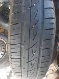 Vendo jogo de Roda de ferro com pneus bom 90%de borracha 750 aro 13