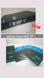 Box completo INGLÊS 360° (negociável)