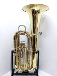 Tuba Schieffer Custom 4 Pistos Sib