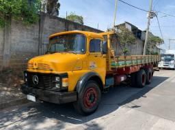 Título do anúncio: Caminhao mb 1113 truck carroceria 85