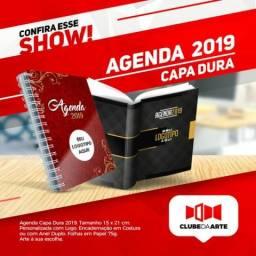 Agenda Capa Dura 2019 Personalizada