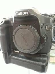 Canon 50d com hand grip