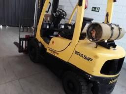 Empilhadeira Hyster H60ft GLP 3 ton Ano 2011 / 480 Horas Trabalhadas
