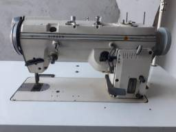 Singer 457-U125 Máquina de Costura Zig-Zag 3 Pontos