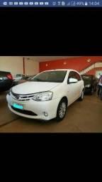 Toyota Etios motor 1.5 XLS 13/14, á vista R$ 30.000,00 - 2014