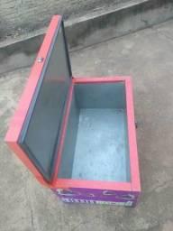 Vendo uma caixa térmica 350 ou troco por geladeira