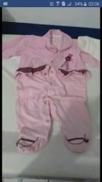 Super lote de roupa menina