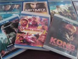 Filmes bluray 3d oportunidade