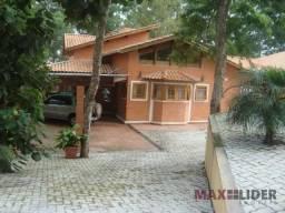 Casa de condomínio à venda com 3 dormitórios em Parque nova jandira, Jandira cod:597