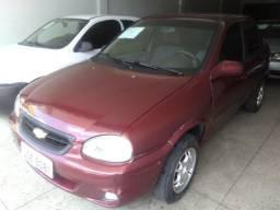 Gm - Chevrolet Corsa Classic 1.0 Completo, Em Bom Estado, Confira - 2009