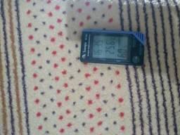 Relógio Termo Higrômetro