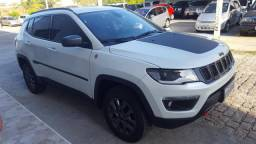 Jeep compass emplacado 2018 - 2017