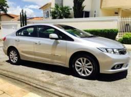 Honda Civic LXR impecável * Não respondo chat - 2014