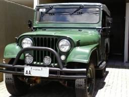 Jeep willis original 1969 4x4 gasolina
