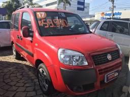 Fiat Doblo 1.8 Flex Essence 7 Lugares - 2017