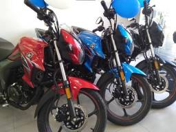 Cg 160 / Factor 150 - Nova Suzuki DK 150S FI 0km (Injeção Eletrônica -Modelo 2020/2021)