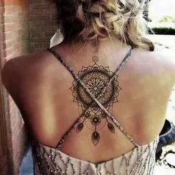 Tatuagem temporária IMPERDÍVEL