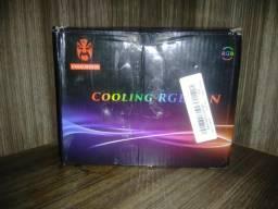 Coolers com RGB