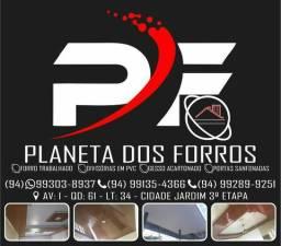 Planeta dos forros pvc