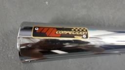 Escapamento Roncar Curto Competition p/ Titan e Fan KS 150