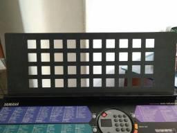 Vendo teclado+2 suportes+fonte bivolt