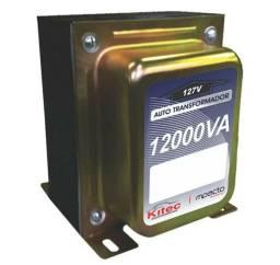 Transformador de Força de 110 p/220v - 12000VA