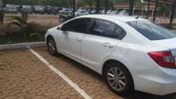 Vendo ágio Honda Civic 2013 top - 2013
