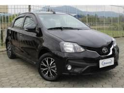 Toyota Etios SD PLATINUM 1.5 - 2019