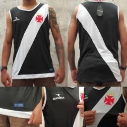 Camiseta primeira linha Vasco da Gama p m g gg