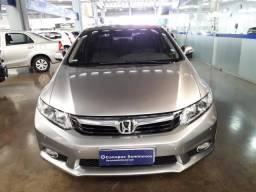 HONDA CIVIC 2014/2014 2.0 LXR 16V FLEX 4P AUTOMÁTICO - 2014