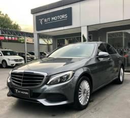 Mercedes-Benz C180 Exclusive - Apenas 7 mil km = 0KM - 2018