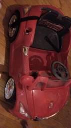 Carrinho elétrico de crianças com controle a bateria