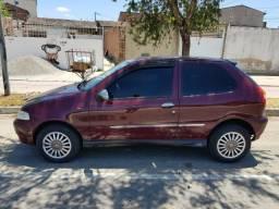 Fiat palio ano 2001 8v 1.0 completo - 2001