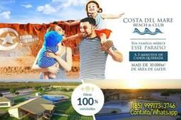 Lotes em condominio, Praia Canoa Quebrada - Ceará