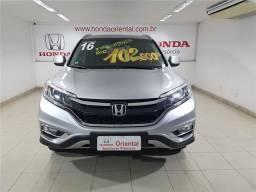 Honda Crv 2.0 exl 4x4 16v flex 4p automático - 2016