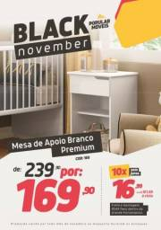 Black Friday! Mesa de Apoio 100% MDF
