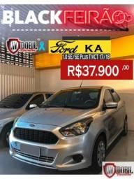 Ford KA 1.0 SE/SE Plus TiVCT Flex 5p - 2018