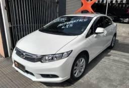 Civic LXS 2016- GNV -injetável - 2016