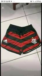 Shorts do Flamengo
