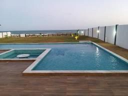 Alugo lindíssima casa pé na areia águas de Sauípe