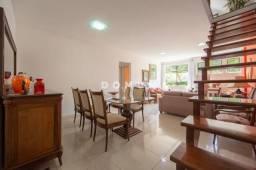 Cobertura com 3 quartos à venda, 145 m² por r$ 750.000 - corrêas - petrópolis/rj