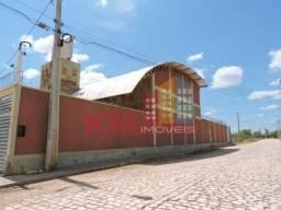 Vende-se prédio comercial com galpão - KM IMÓVEIS